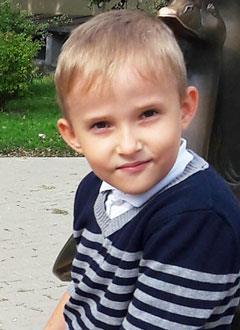 Ваня Свистунов, 7 лет, органическое поражение центральной нервной системы, требуется курсовое лечение. 173600 руб.
