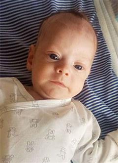 Илюша Чаюков, 2 месяца, недоразвитие тонкой кишки, спасет внутривенное питание и расходные материалы для его введения. 1439298 руб.