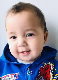 Дима Никишин, 1 год, врожденный порок сердца, спасет эндоваскулярная операция, требуется окклюдер. 198072 руб.