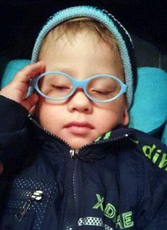 Миша Козлов, 6 лет, состояние после удаления опухоли головного мозга, детский церебральный паралич, требуется специальный подъемник. 146608 руб.