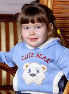 Вика Мещерякова, 5 лет, врожденный порок сердца, спасет эндоваскулярная операция. 394419 руб.