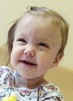 Марьяна Шильникова, 2 года, злокачественная опухоль – нейробластома правого надпочечника, спасет трансплантация костного мозга (ТКМ), требуется лекарство. 5642862 руб.