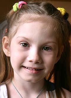 Даша Васяева, 5 лет, врожденный порок сердца, спасет операция. 496500 руб.