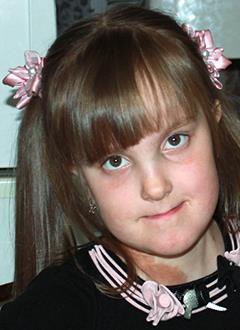 Даша Лепчук, 7 лет, нейрофиброматоз (опухоль) языка и полости рта, требуется операция. 307000 руб.