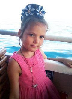 Виолетта Середа, 7 лет, висцеральный лейшманиоз (тяжелое инфекционное заболевание, тропическая лихорадка), спасет лечение. 256782 руб.