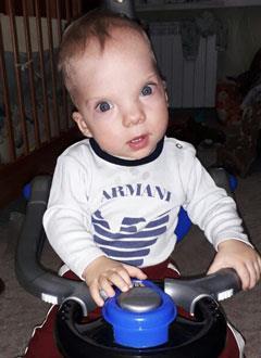Дима Мироненко, 1 год, врожденный порок сердца, спасет эндоваскулярная операция, требуется окклюдер. 218035 руб.