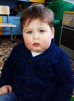 Арсений Зорин, 3 года, эпилептическая энцефалопатия, спасут лекарства. 468829 руб.