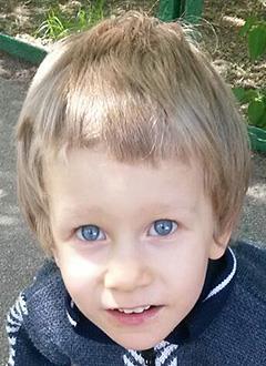 Саша Истомин, 4 года, врожденный порок сердца, спасет эндоваскулярная операция, требуется стент. 265825 руб.