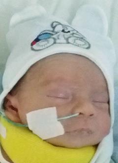 Макар Аксенов, три недели, тяжелый врожденный порок сердца, спасет операция. 875058 руб.