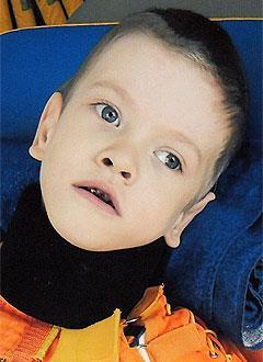 Максим Шайхутдинов, 11 лет, детский церебральный паралич, требуется лечение. 199430 руб.
