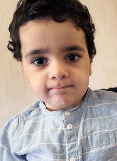 Данил Айрапетян, 2 года, редкое генетическое заболевание – туберозный склероз, спасет лекарство. 590978 руб.
