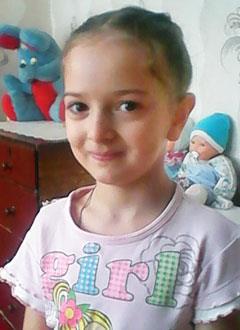 Тамара Федоренко, 6 лет, врожденный порок сердца, спасет эндоваскулярная операция, требуется окклюдер и расходные материалы. 249500 руб.