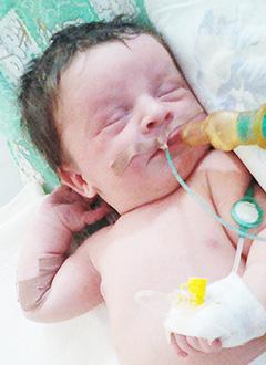 Тихон Александров, 2 недели, тяжелый врожденный порок сердца, спасет операция, требуется комплект клапансодержащих протезов. 282100 руб.