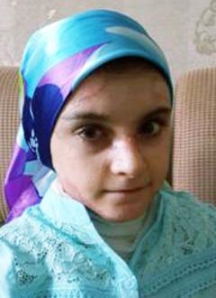 Рабият Зубаирова, 12 лет, дистрофический буллезный эпидермолиз, требуются перевязочные материалы и средства для ухода за кожей. 799570 руб.