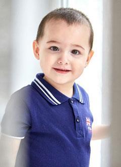Захар Аксенов, 3 года, цитруллинемия 1-го типа – редкое генетическое заболевание, спасет лекарство. 377261 руб.