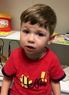 Кирилл Михалев, 2 года, врожденный порок сердца, спасет операция. 496500 руб.