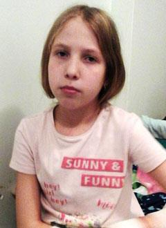Валя Мухина, 11 лет, муковисцидоз, легочно-кишечная форма, спасет лекарство. 361700 руб.