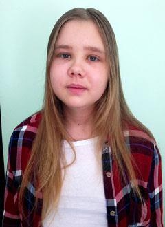 Полина Замятина, 13 лет, сверхтяжелая форма апластической анемии, спасет лекарство. 59675 руб.