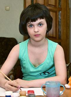 Анжелика Лаврик, 11 лет, последствия тяжелой черепно-мозговой травмы, перелом височно-теменной кости, спасет операция, требуется имплантат. 965650 руб.