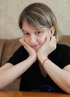 Мила Сулимина, 17 лет, нейромышечный сколиоз 4-й степени, спасет операция на позвоночнике. 802871 руб.