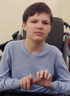 Егор Кузьмин, 15 лет, спинальная амиотрофия Верднига – Гоффмана, требуется лечение. 199430 руб.