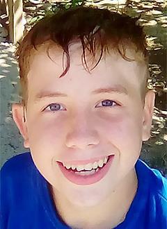 Денис Шлегель, 12 лет, хроническая двусторонняя тугоухость 4-й степени, требуются аккумуляторы для кохлеарного импланта. 34395 руб.