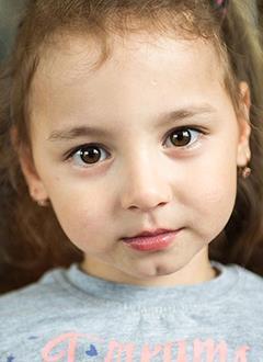 Сафина Гатауллина, 4 года, врожденный порок сердца, недостаточность аортального клапана, спасет операция. 1013596 руб.