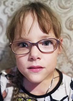Арина Шолохова, 6 лет, детский церебральный паралич, требуется лечение. 199430 руб.