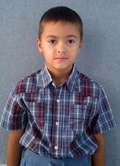 Айдар Гафуров, 7 лет, венозная мальформация тонкого кишечника, конечностей, головы, синдром Бина, требуется лекарство. 354600 руб.