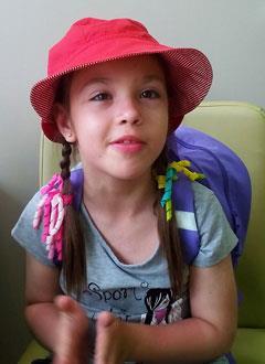 Ангелина Шаймуратова, 9 лет, врожденный гиперинсулинизм, спасет лекарство. 276215 руб.