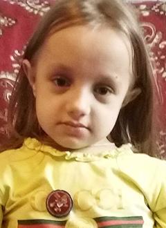 Маша Лесник, 9 лет, несовершенный остеогенез, требуется лекарство. 7890 руб.