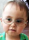 Эмиль Юсупов, 3 года, врожденная правосторонняя косолапость, рецидив, требуется лечение. 151900 руб.