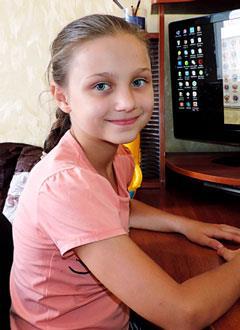 Саша Качаева, 9 лет, сахарный диабет 1-го типа, необходимы расходные материалы к инсулиновой помпе на полтора года. 155165 руб.