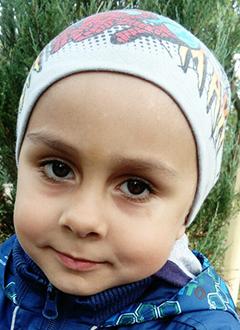 Никита Вересов, 5 лет, тяжелый врожденный порок сердца, спасет операция. 499100 руб.