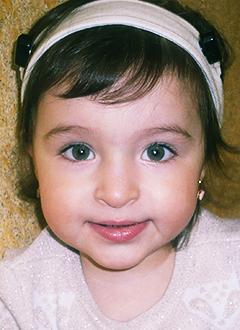 Малика Магомедова, 3 года, двусторонняя кондуктивная тугоухость 3–4-й степени, атрезия (отсутствие) наружных слуховых проходов, микротия (недоразвитие) левой ушной раковины, требуется хирургическое лечение в клинике Глобал Хиаринг (Пало-Альто, Калифорния, США). 5564900 руб.