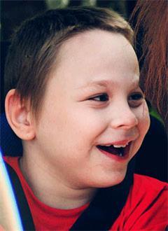 Данила Крылов, 10 лет, детский церебральный паралич, спастический тетрапарез, требуется лечение. 199430 руб.