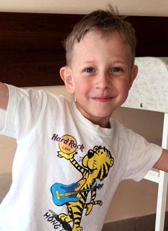 Макар Белоногов, 6 лет, врожденный порок сердца, спасет имплантация электрокардиостимулятора. 208320 руб.