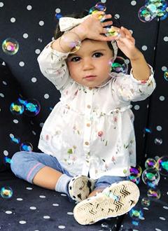 Арина Масленникова, 2 года, несовершенный остеогенез, спасет операция. 1519000 руб.
