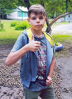 Женя Евсюков, 13 лет, врожденный порок сердца, спасет эндоваскулярная операция. 339063 руб.