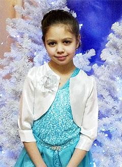 Ксения Кокурина, 10 лет, сахарный диабет 1-го типа, требуются расходные материалы к инсулиновой помпе на год. 133675 руб.