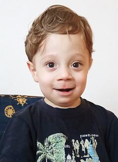 Миша Кострубов, 3 года, остеопетроз – редкое генетическое заболевание, спасет операция в Университетской клинике Хадасса (Иерусалим, Израиль). 5129147 руб.