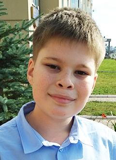 Никита Кривитченко, 10 лет, сложный врожденный порок сердца, спасет операция. 156583 руб.