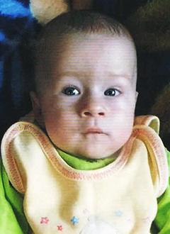 Тёма Шураськин, 6 месяцев, врожденный порок сердца, спасет операция. 340589 руб.