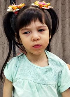 Амелия Джардемова, 5 лет, детский церебральный паралич, требуется лечение. 199430 руб.