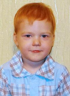 Рома Тамаровский, 2 года, врожденный гиперинсулинизм, требуется лекарство. 127488 руб.