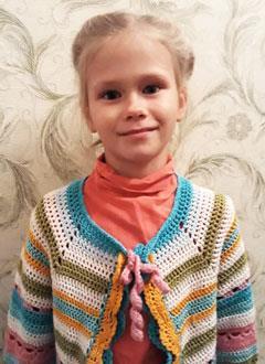 Соня Кутян, 7 лет, врожденный порок сердца, спасет эндоваскулярная операция. 339063 руб.