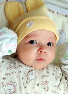 Юля Стихина, 2 месяца, врожденная двусторонняя косолапость, требуется лечение по методу Понсети. 151900 руб.