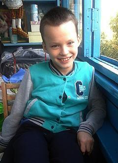 Саша Корожаков, 11 лет, детский церебральный паралич, симптоматическая эпилепсия, требуется лечение. 199430 руб.