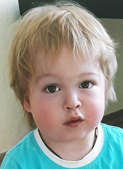 Глеб Гладков, 2 года, сложный врожденный порок сердца, требуется операция. 183988 руб.