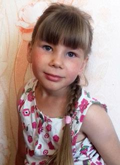 Алена Мазеева, 5 лет, врожденный порок сердца, спасет эндоваскулярная операция, требуется окклюдер. 197470 руб.